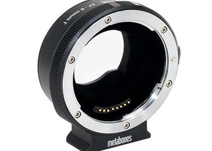 Metabones MK V Mk 5 Smart Adapter - Canon EF to Sony E Mount   (3 available) - 1