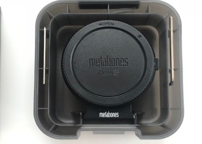 Metabones MK V Smart Adapter - Canon EF to Sony E Mount - 2