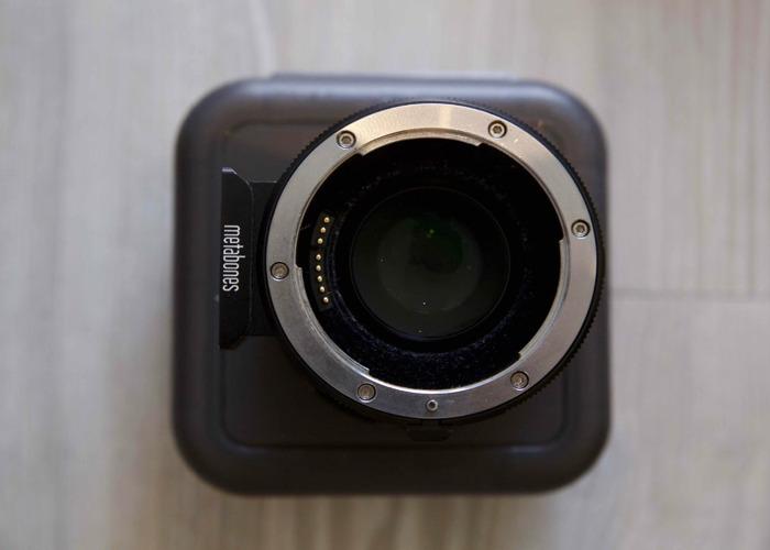 Metabones Speed Booster - Canon EF to Emount Turbo - 2