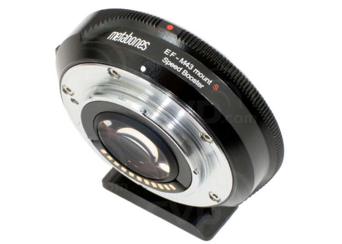 Metabones Speed Booster S .71 - Canon EF to Micro 4/3 - 1