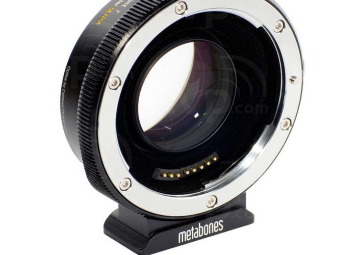 Metabones Speedbooster Canon EF to Sony E - 1