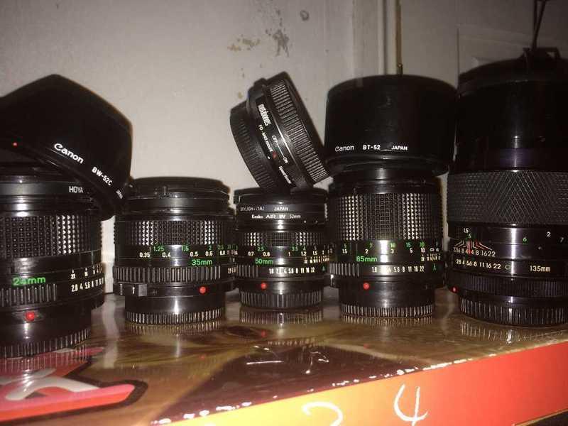 Metabones Speedbooster (Canon FD/Micro Four Thirds) - 1