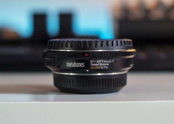 Metabones Speedbooster Ultra (0.71x) Canon EF > MFT - 1