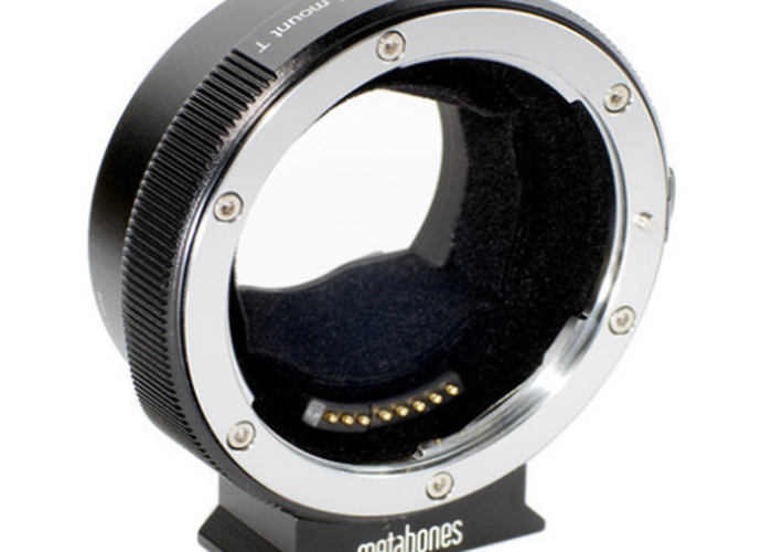 Metabones T Smart Adapter Mark IV for Canon EF or Canon EF-S - 1