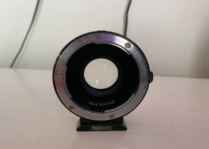 Metabones T Speed Booster XL 0.64x Canon EF To Micro 4/3 MFT - 1