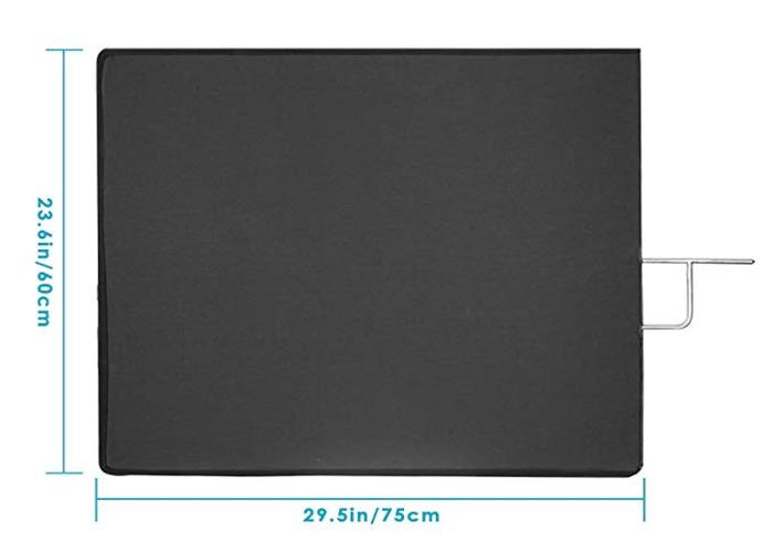 Metal Flag Panel (Flag4-in-1-60x75cm) - 1
