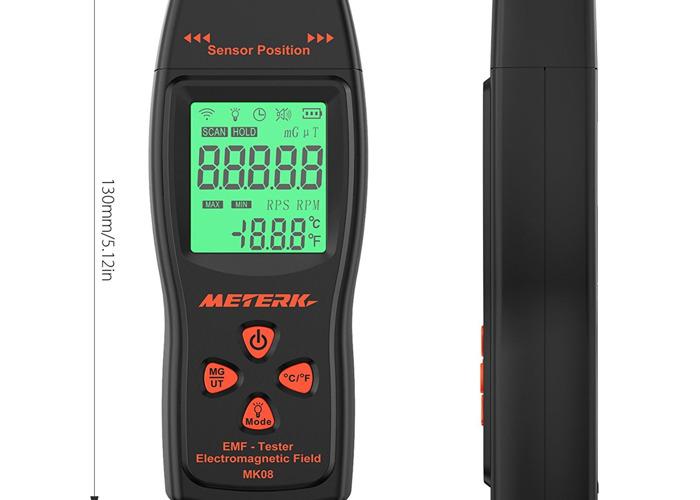 Metrik Electromagnetic Field Tester (EMF)  - 2