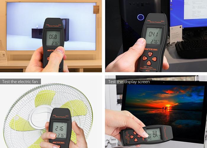 Metrik Electromagnetic Field Tester (EMF)  - 1