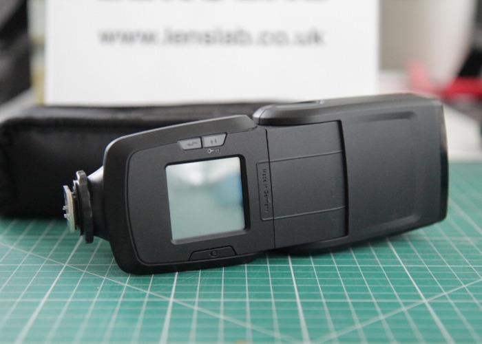 Metz mecablitz 52 AF-1 Flash for Olympus/Panasonic/Leica Cam - 2