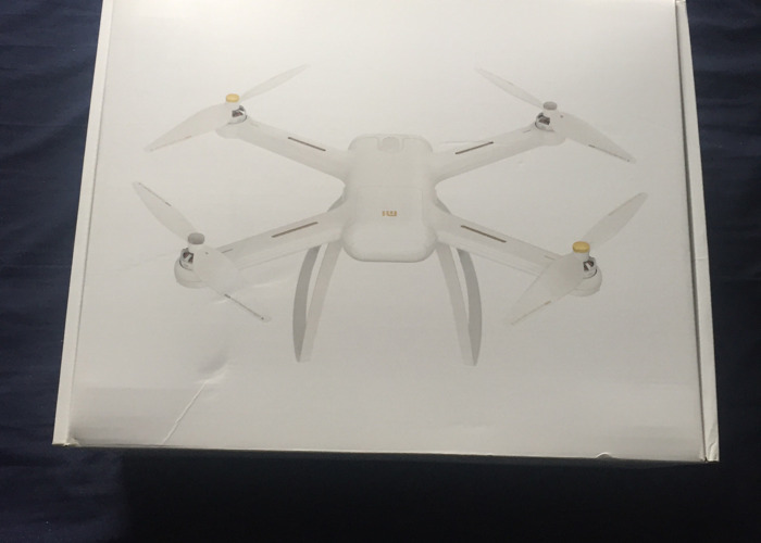 Drone MI 4k. - 1