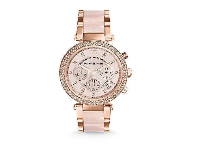 Michael Kors Ladies' Parker Chronograph Watch MK5896 - 1
