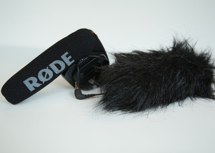 Microphone - Rode Video Mic Pro - 1