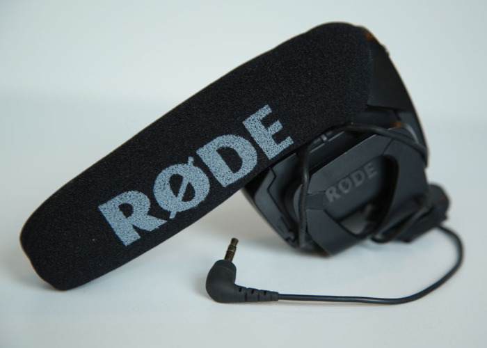 Microphone - Rode Video Mic Pro - 2