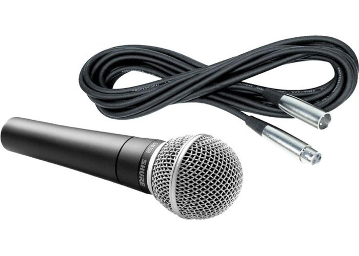 Microphone & XLR cable - 1