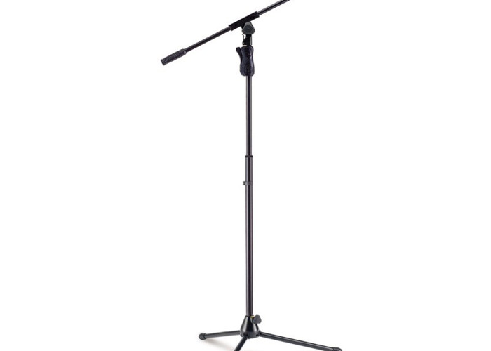 Microphone Stand + XLR Cable - 1