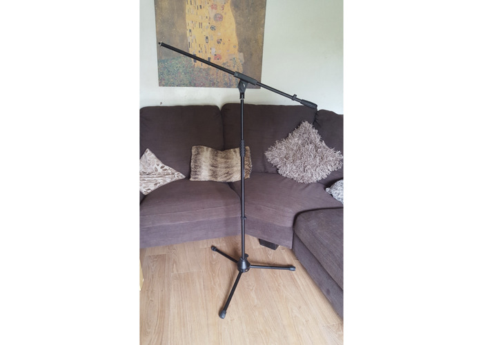 Microphone Stand with Boom Arm - 2