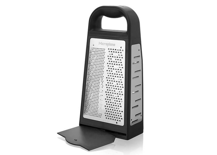 Microplane Elite Box Grater and Cover - 2