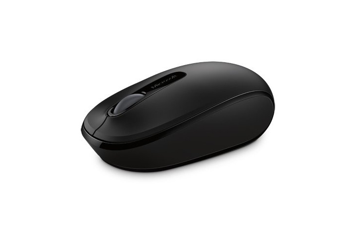 Microsoft 1850 3 Button Wireless Mobile Mouse - Business Packaging - 1