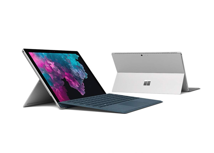 Microsoft surface pro 6 - 12.3 touch screen- intel i7 - 8gb  - 2