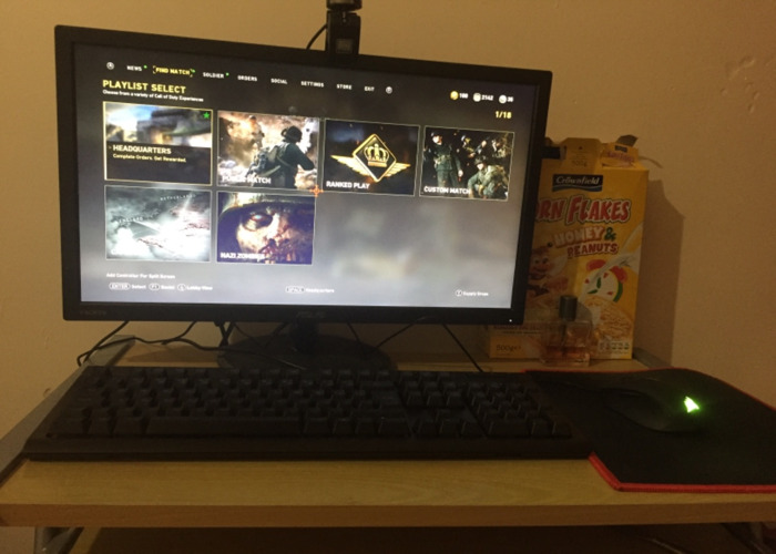 Mid End Gaming PC - 1