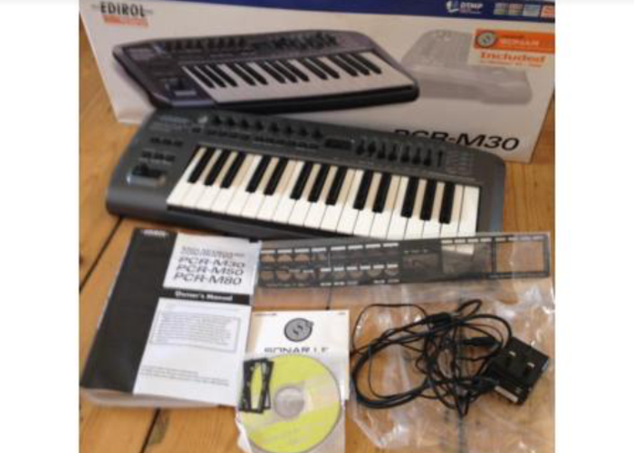 MIDI Keyboard Controller PCR - M30 - 1