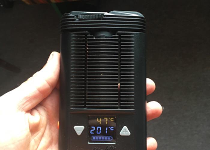Mighty Vaporizer - 1