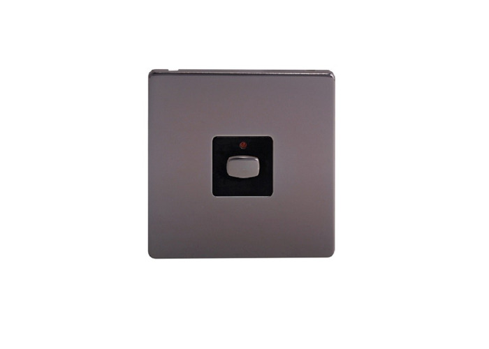 MiHome Dimmer Switch, Black Nickel - 1