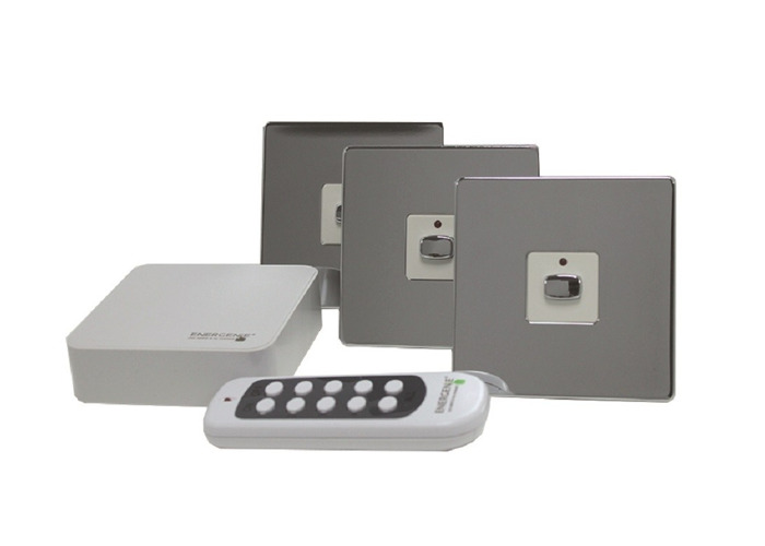 MiHome Smart Switch Bundle, Chrome - 1