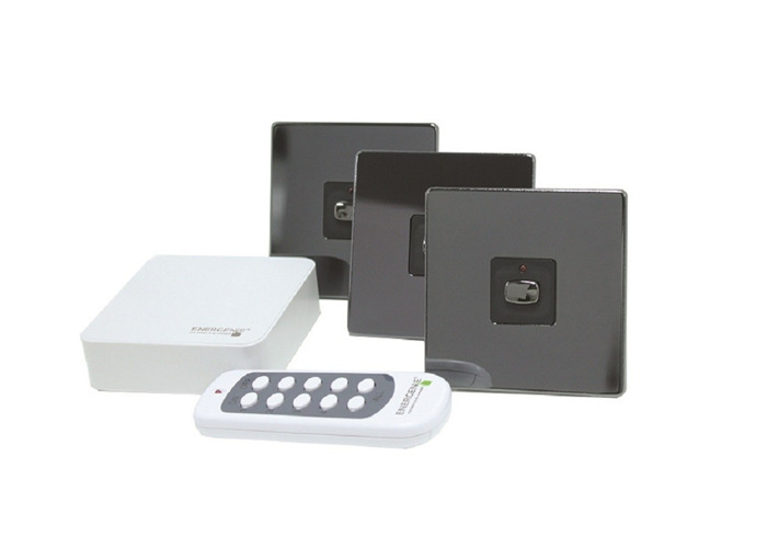 MiHome Smart Switch Bundle, Nickel - 1