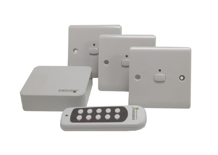 MiHome Smart Switch Bundle, White - 1