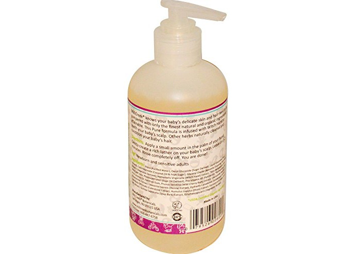 Mill Creek Botanicals Baby Conditioning Shampoo, with Witch Hazel, 255ml - 2