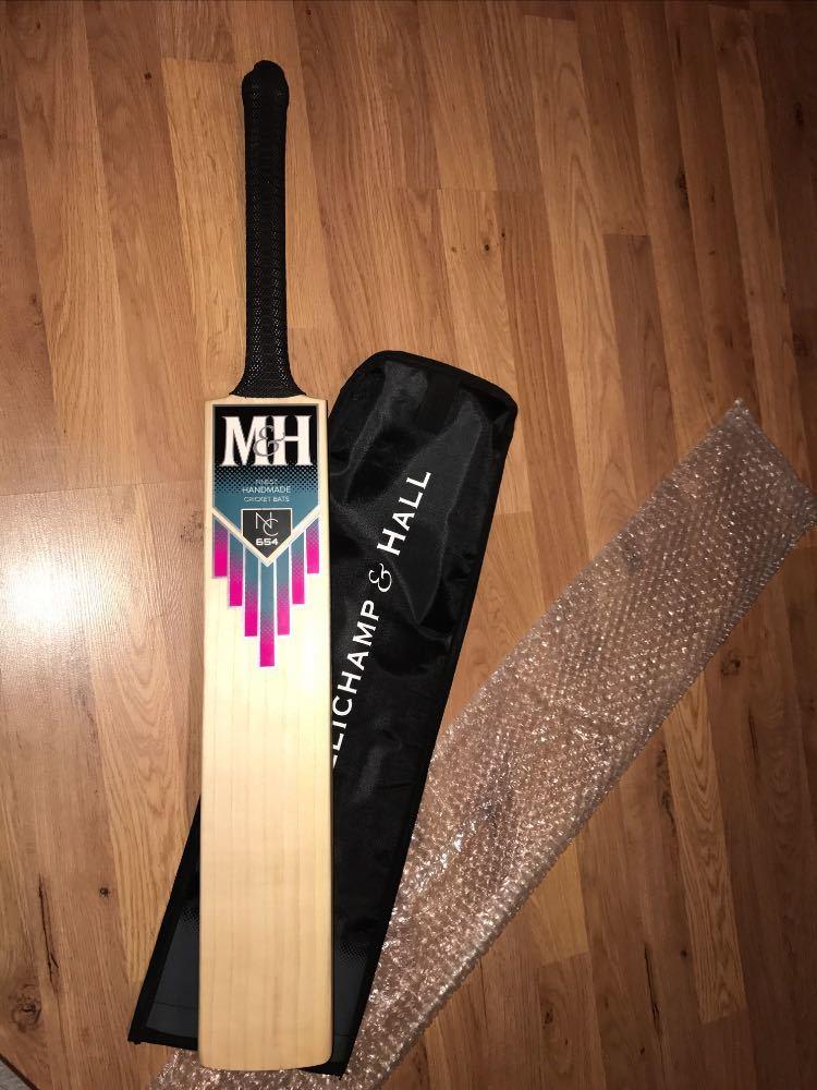 Millichamp & Hall NC654 Cricket Bat 2.10 SH - 1