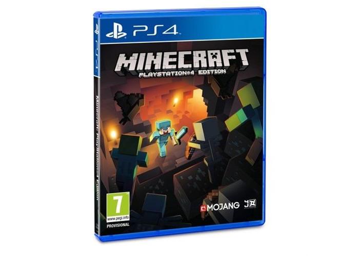 Minecraft PS4 Game - 1