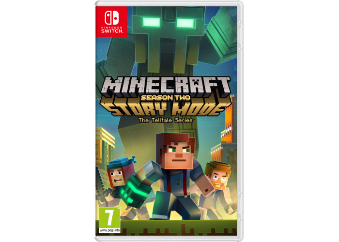 Minecraft Story Mode - Season 2 (Nintendo Switch) [video game] - 2