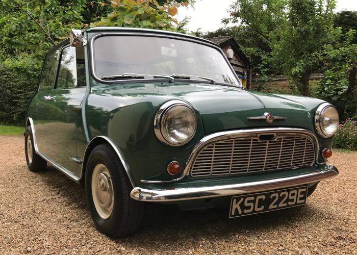 Mini - Cool 1967 Classic Car - 1