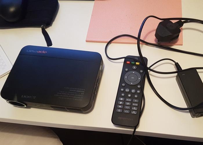 Mini Smart 3D HD projector 1080p - 2