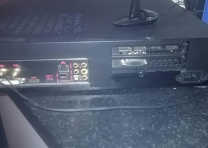 Mini ITX Gaming PC, GTX1060, i5, 8GB - 2