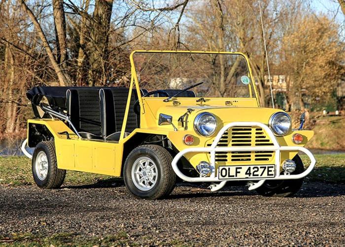 Mini Moke (1967) - 1