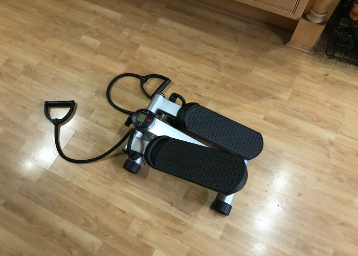 Mini stepper exercise machine - 2