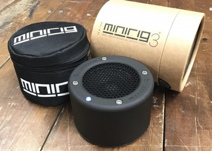 Minirig 3 Portable Bluetooth Speaker - 1