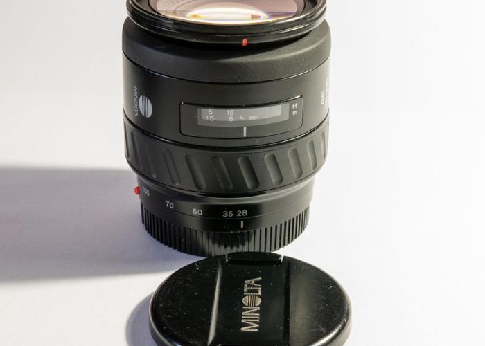 Minolta AF Zoom 28-105mm f3.5-4.5 (A Mount) - 1