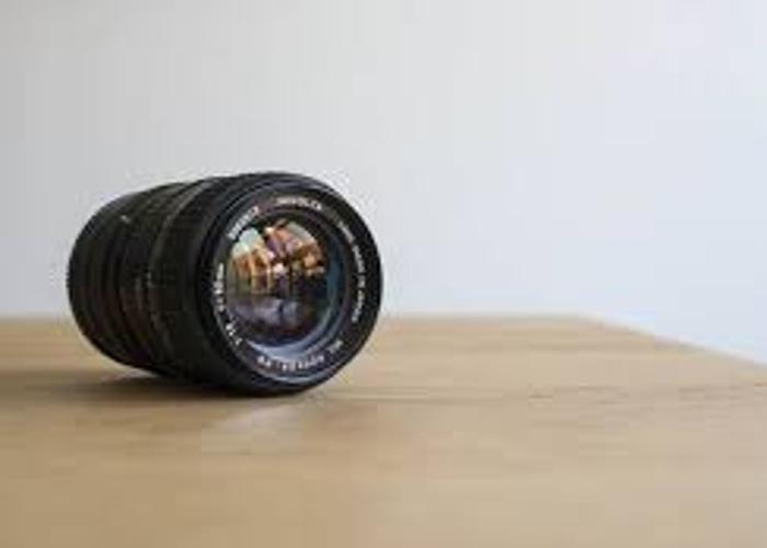 Minolta Prime lenses for Sony A7S II - 1