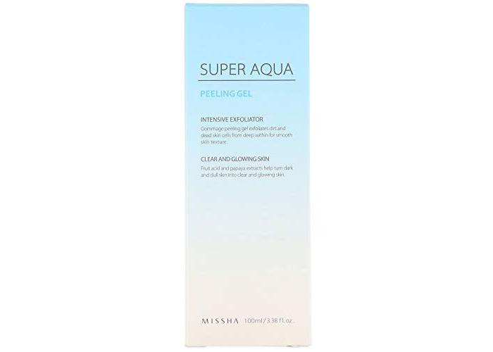 Missha - Super Aqua D-Tox Peeling Gel - Facial Care - 1