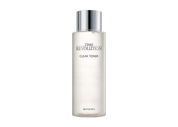 Missha Time Revolution Clear Toner 250ml - 2