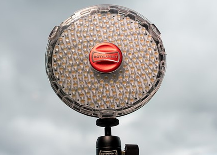 Mobile work light battery or mains Rotolight neo 2  - 1