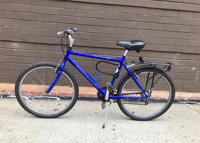 Mongoose Hybrid Bicycle  - 1