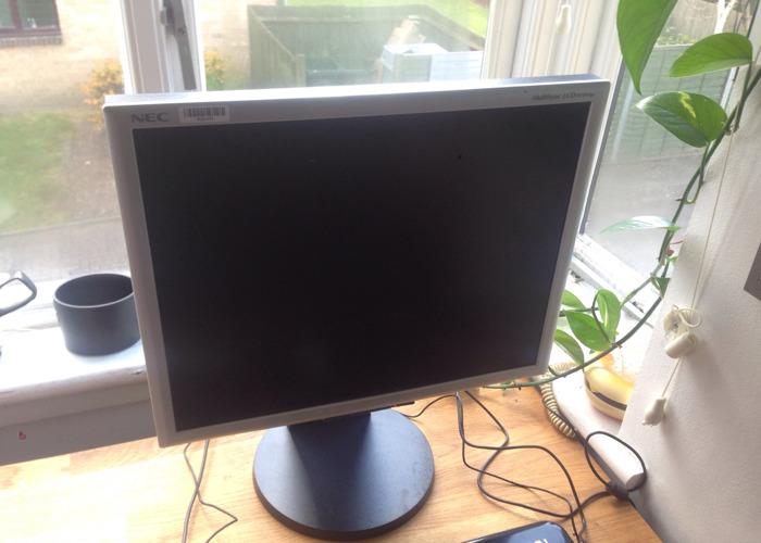 Monitor NEC MultiSync LCD 1970NXp - 1