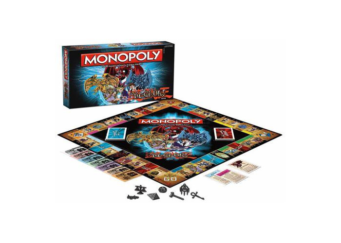 Monopoly and more - 1