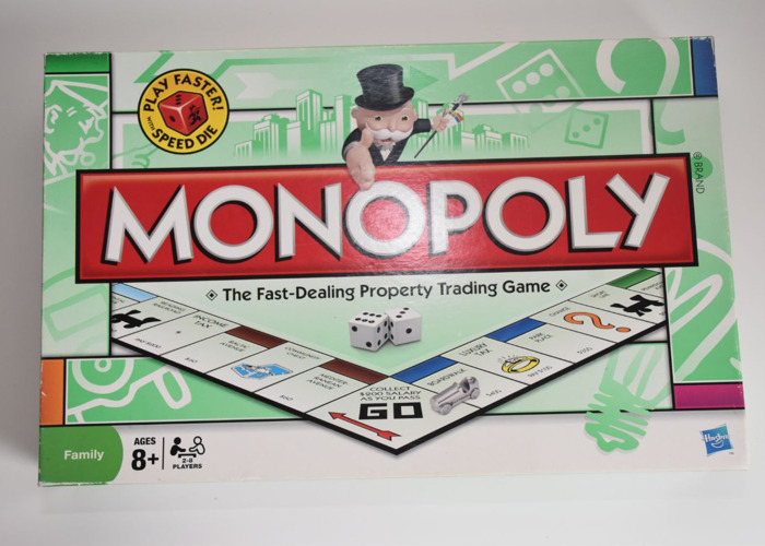 Monopoly board game - 1