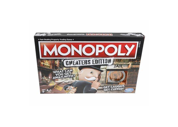monopoly cheaters edition - 1